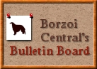 Borzoi Central's Bulletin Board System
