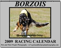 Borzoi Performance Calendar - 2009